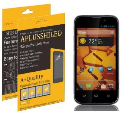 Aplusshield ZTE-BOOST4G9510-clearsp Screen Guard for Zte
