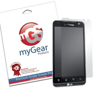 myGear Products mGS00090 Screen Guard for LG Revolution
