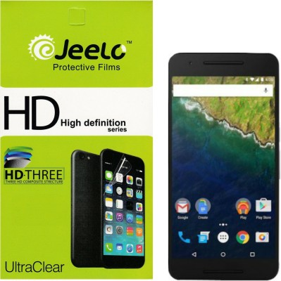 Jeelo N_6P HD Clear Screen Guard for Nexus 6P