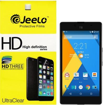 Jeelo yu5010 HD Clear Screen Guard for YU Yuphoria - YU5010