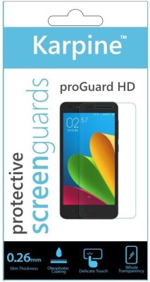 Karpine Scr10883Clear Screen Guard for Intex Aqua Air