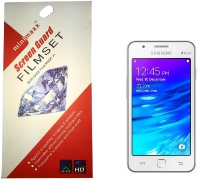 Minimaxx Screen Guard for Samsung Galaxy Tizen Z1