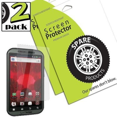 Spare Products SP00058 Screen Guard for Motorola droid bionic