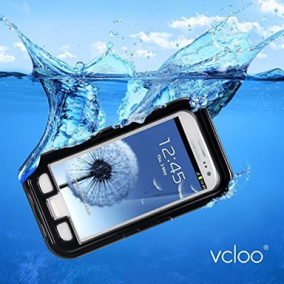 Vcloo VCLL033 Screen Guard for Samsung s3