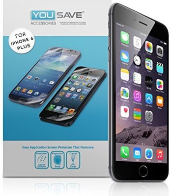 Yousave Accessories Screen Guard for IPhone 6s plus