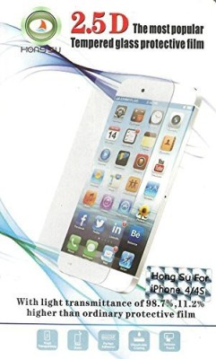 COMPUNILE Screen Guard for iPhone 4