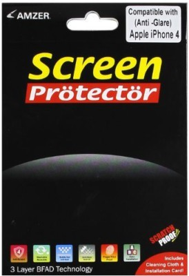 Amzer AMZ88410 Screen Guard for iPhone 4