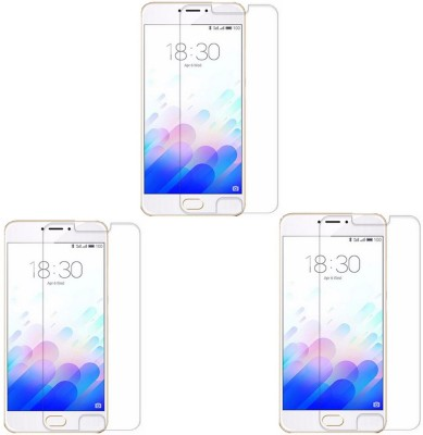 Accezory Tempered Glass Guard for Meizu m3 note