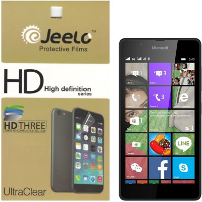 Jeelo MS-540 HD Clear Screen Guard for Microsoft Lumia 540