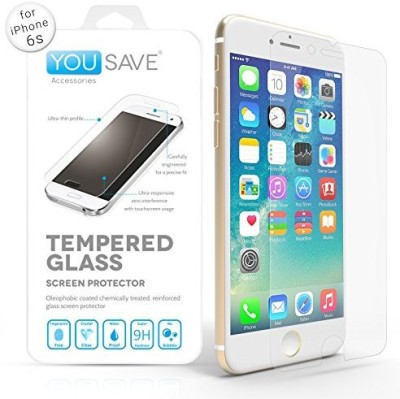 Yousave Accessories AP-GA02-Z968 Screen Guard for IPhone 6s
