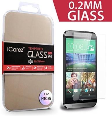 i-Care iC-HTConeM8-TGlass02-1-seller Screen Guard for htc one m8