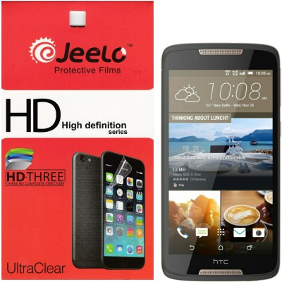 Jeelo D_828 HD Clear (Pack of 2) Screen Guard for HTC Desire 828
