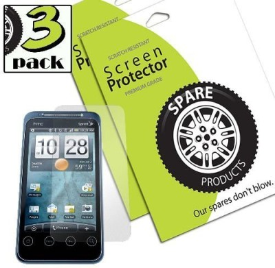 Spare Products SP00117 Screen Guard for Htc evo shift