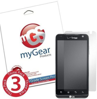 myGear Products mGS00102 Screen Guard for LG Revolution