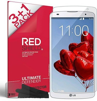 Red Shield Screen Guard for Lg g pro 2