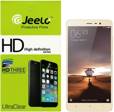 Jeelo sg-Rn3 HD Clear (Pack of 2) Screen Guard for Xiaomi Redmi Note 3