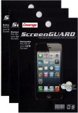 Coverage Pack of 3 Screen Guards for Len...