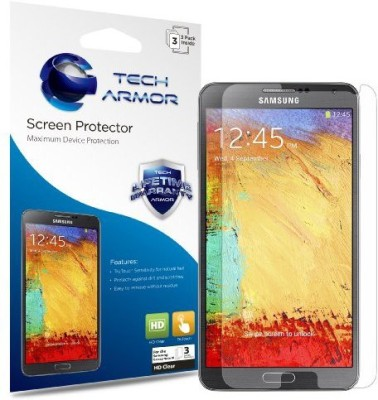 Tech Armor HD Clear Screen Guard for samsung galaxy note 3