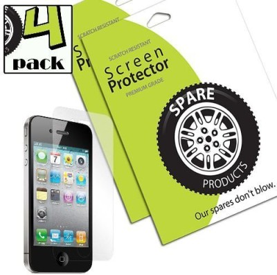 Spare Products SP00168 Screen Guard for iPhone 4