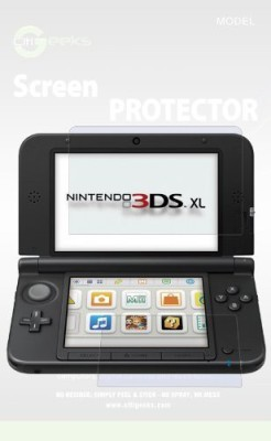 CitiGeeks Screen Guard for Nintendo 3ds