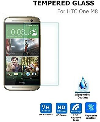 DanYee Screen Guard for htc one m8