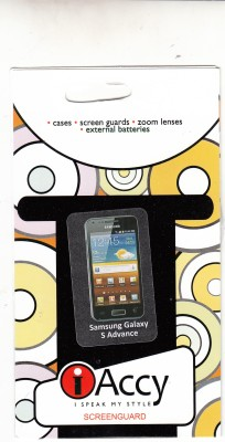 iAccy Screen Guard for Samsung Galaxy S Advance