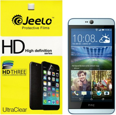 Jeelo D_826 HD Clear Screen Guard for HTC Desire 826