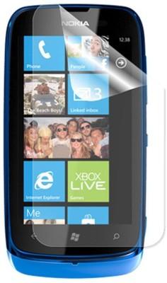 Safean Clear 127 Screen Guard for Nokia Lumia 610