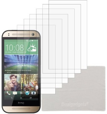 Dealgadgets 3349841 Screen Guard for HTC one mini 2