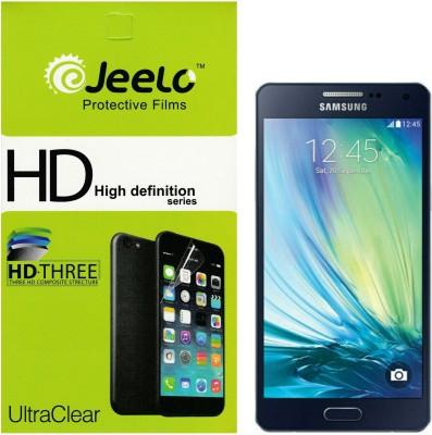Jeelo sg-a5 HD Clear (Pack of 2) Screen Guard for Samsung Galaxy A5