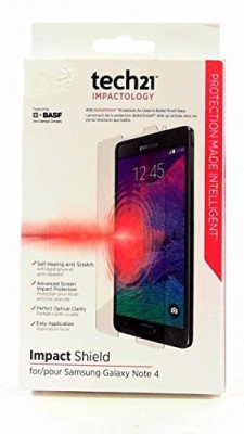 TECH21 Screen Guard for Samsung Galaxy Note 4