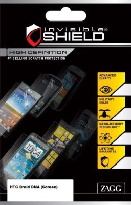Invisible Shield Screen Guard for htc droid dna