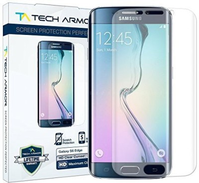 Tech Armor SP-HD-SAM-GS6EC-3-DFU-2 Screen Guard for Samsung Galaxy s6 edge