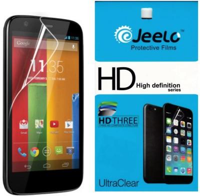 Jeelo M-E1 HD Clear Screen Guard for Motorola Moto E