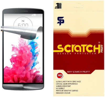 Scratch Pruff SSP1263 Screen Guard for LG Optimus G Pro E985