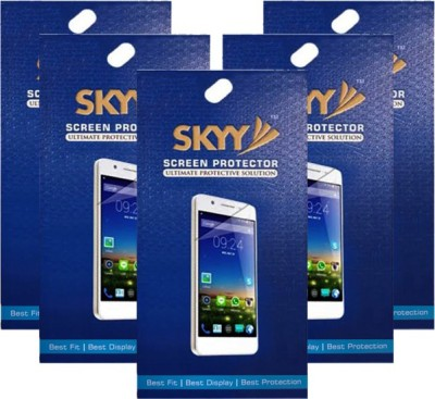 Skyy 8400- 5 Pack Screen Guard for Spice,s Nexian NV-45