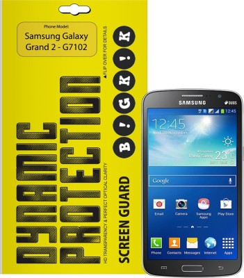 Bigkik 2911011014 Screen Guard for Samsung Galaxy Grand 2