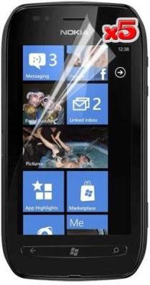 Skque VFB-21-NOK-LUMIA-710-SCPR-5P-A01 Screen Guard for Nokia lumia 710