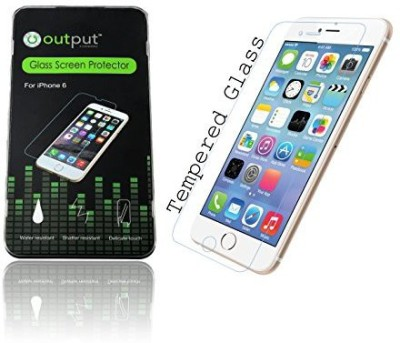 Output X-cessories OP TGSP Screen Guard for iphone 6