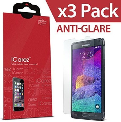 iCarez iC-Note4-AG-3P-FBA Screen Guard for Samsung Galaxy Note