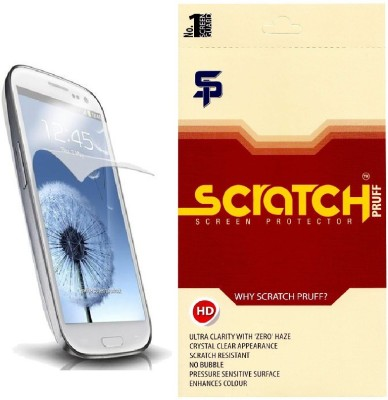 Scratch Pruff SSP00124HW12382 Screen Guard for Samsung Galaxy S Duos S7562