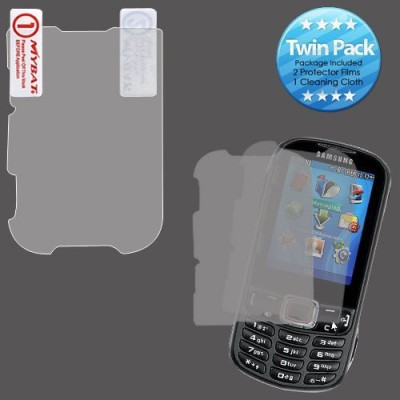 MyBat SAMU485LCDSCPRTW Screen Guard for Samsung