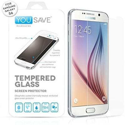 Yousave Accessories SA-EA05-Z476 Screen Guard for Samsung galaxy s6