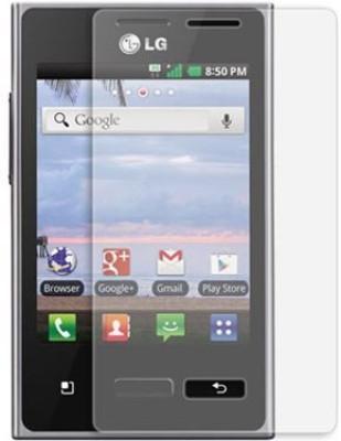 Safean Clear 195 Screen Guard for LG E400 L3