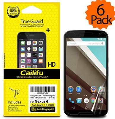 Cailifu 3352149 Screen Guard for Nexus 6