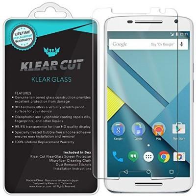 Klear Cut Screen Guard for Motorola moto x play