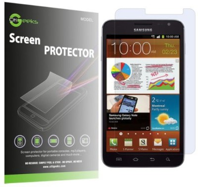 CitiGeeks CIT651 Screen Guard for Samsung Galaxy Note