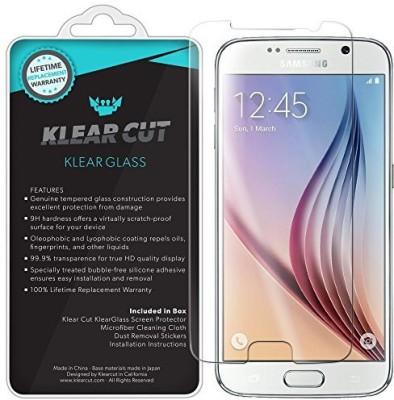 Klear Cut Screen Guard for Samsung galaxy s6