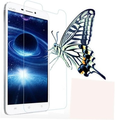 Crook Power HD-258 Tempered Glass for Vivo Y15