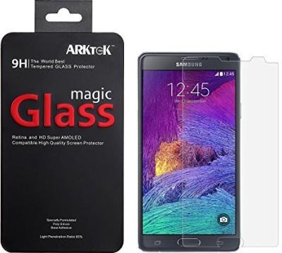 Arktek Arktek-note4-Glass Screen Guard for Samsung note 4